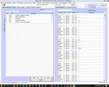 gestion des temps et pointage des heures Séquora 13.02